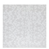 White Pearlized Filigree Gift Wrap