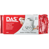 White DAS Air Dry Clay Modelling Clay