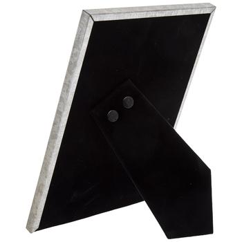 Corrugated Metal Frame
