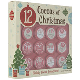 Twelve Cocoas Of Christmas Cocoa Pods