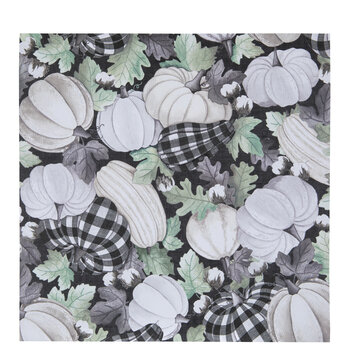 "Plaid Gourds Scrapbook Paper - 12"" x 12"""