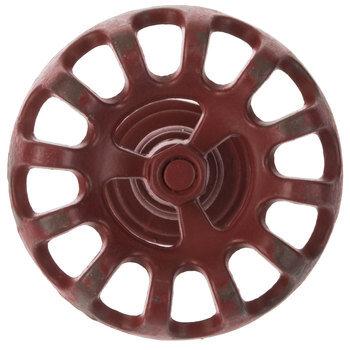 Red Hydrant Pewter Knob