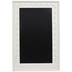 Chalkboard With White Scalloped Frame