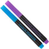Chalk Markers - 2 Piece Set