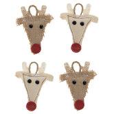Reindeer Embellishments