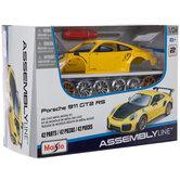 Porsche 911 GT2 RS Model Kit