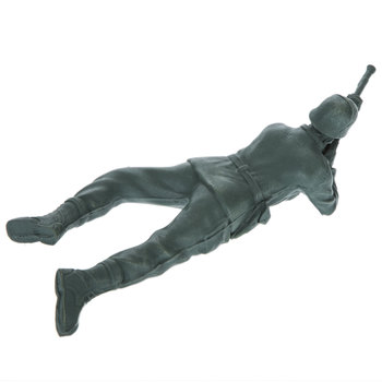 Lying Down Soldier