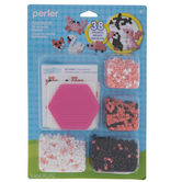 Rosy Animals Perler Bead Kit