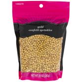 Gold Confetti Sprinkles