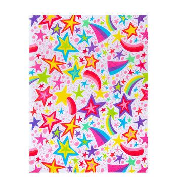 Shooting Stars Felt Sheet