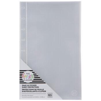 Happy Planner Snap-In Sticker Sheet Protectors