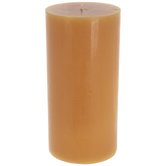 Fall Leaves Pillar Candle