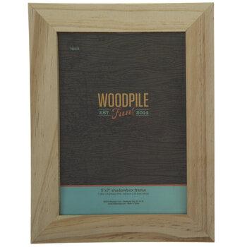 Wood Shadow Box Frame