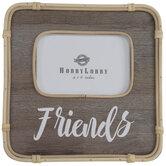 "Friends Wood Frame - 4"" x 6"""