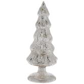 Mercury Glass Christmas Tree - Small