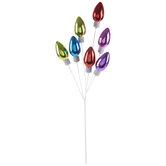 Multi-Color Bulb Light Pick