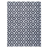 "Black & White Aztek Felt Sheet - 9"" x 12"""