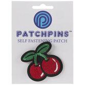 Cherries Patch Pin