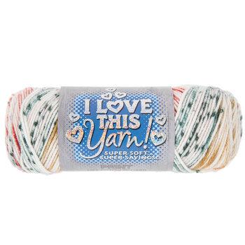 Cobblestonia Print I Love This Yarn