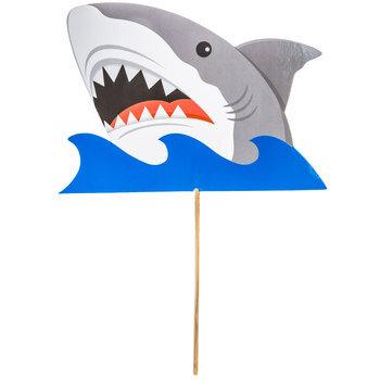 Shark Party Cake Topper