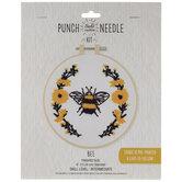 Bee Punch Needle Kit