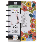 Think Big Start Small Happy Notes Notebook