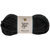 Black Yarn Bee Uber Luxe Yarn