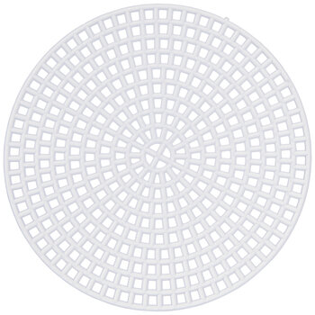 Round Plastic Canvas Shapes