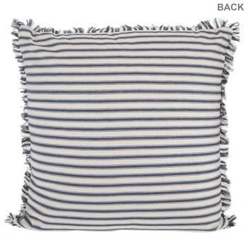 Ticking Striped Pillow