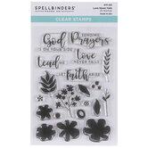 Love & Faith Clear Stamps