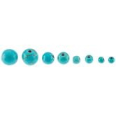 Imitation Turquoise Beads - 3/4/6/8mm