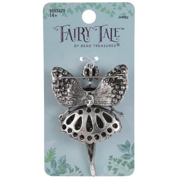Fairy Rhinestone Brooch