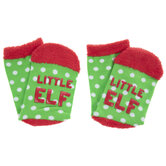 Little Elf Crew Socks