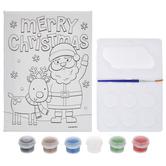Merry Christmas Canvas Kit