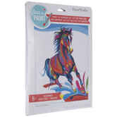 Colorful Horse Paint By Number Kit