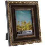 "Metallic Scoop & Scroll Frame - 5"" x 7"""