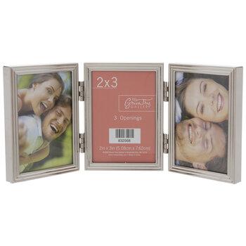 Ridged Metal Folding Collage Frame 2 X 3 Hobby Lobby 832568