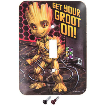 Groot Single Switch Plate