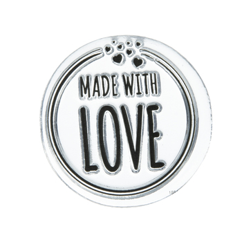 Made With Love Clear Stamp