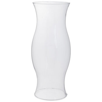 Hurricane Glass Candle Holder Shade