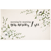 New Mercies I See Canvas Wall Decor