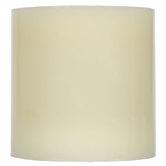 Vanilla LED Wax Pillar Candle