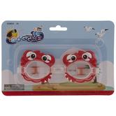 Crab Swimming Goggles