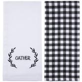 Gather Buffalo Check Kitchen Towels