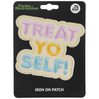 Treat Yo Self Iron-On Applique