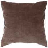 Clay Velvet Pillow Cover
