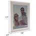 Blonde Wood Wall Frame - 11