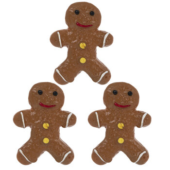Miniature Gingerbread Cookies