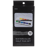 Watercolor Paint - 12 Piece Set