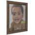 Rustic Natural Wood Wall Frame - 16